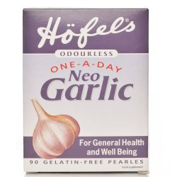 Hofels Odourless One-A-Day Neo Garlic Pearles