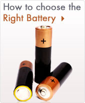 How to Choose The Right Battery