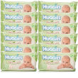 Huggies Natural Care Aloe Baby Wipes 12 Pack Of 64 Wipes