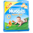 Huggies Small Pack 18 Nappies Size 3