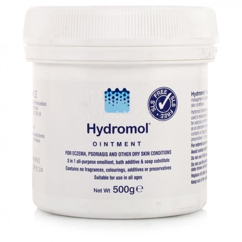 how to use hydromol cream