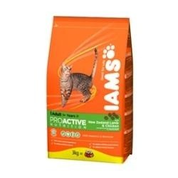 Iams Cat Adult With Tender New Zealand Lamb