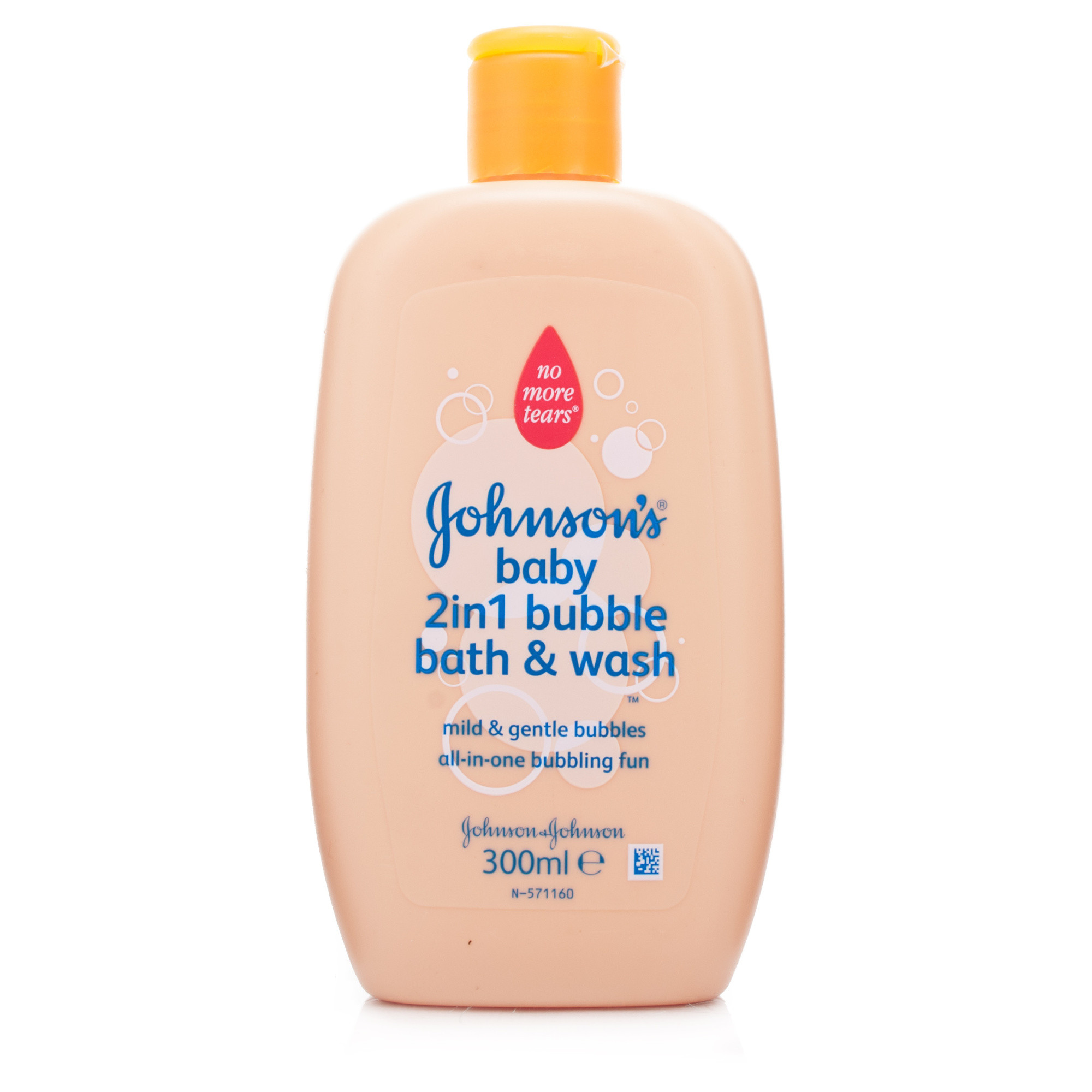 Johnson's Baby 2 in 1 Bubble Bath & Wash