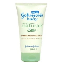 Johnson's Baby Soothing Naturals Moisturising Cream