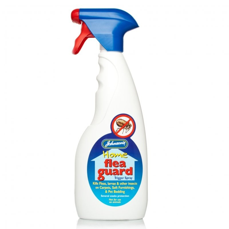 Click to view product details and reviews for Johnsons Home Flea Guard Trigger Spray.