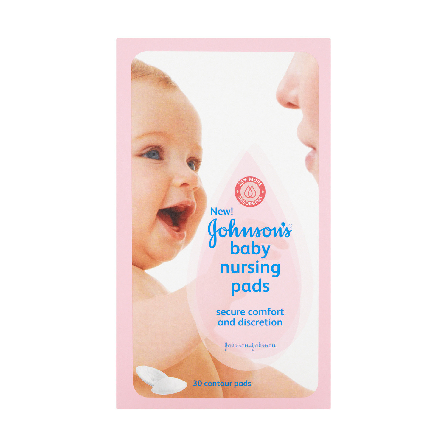 Johnsons Nursing Pads