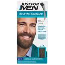 Just For Men Brush-In Facial Hair Colour - Medium-Dark Brown