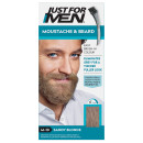 Just For Men Moustache & Beard Brush In Sandy Blond