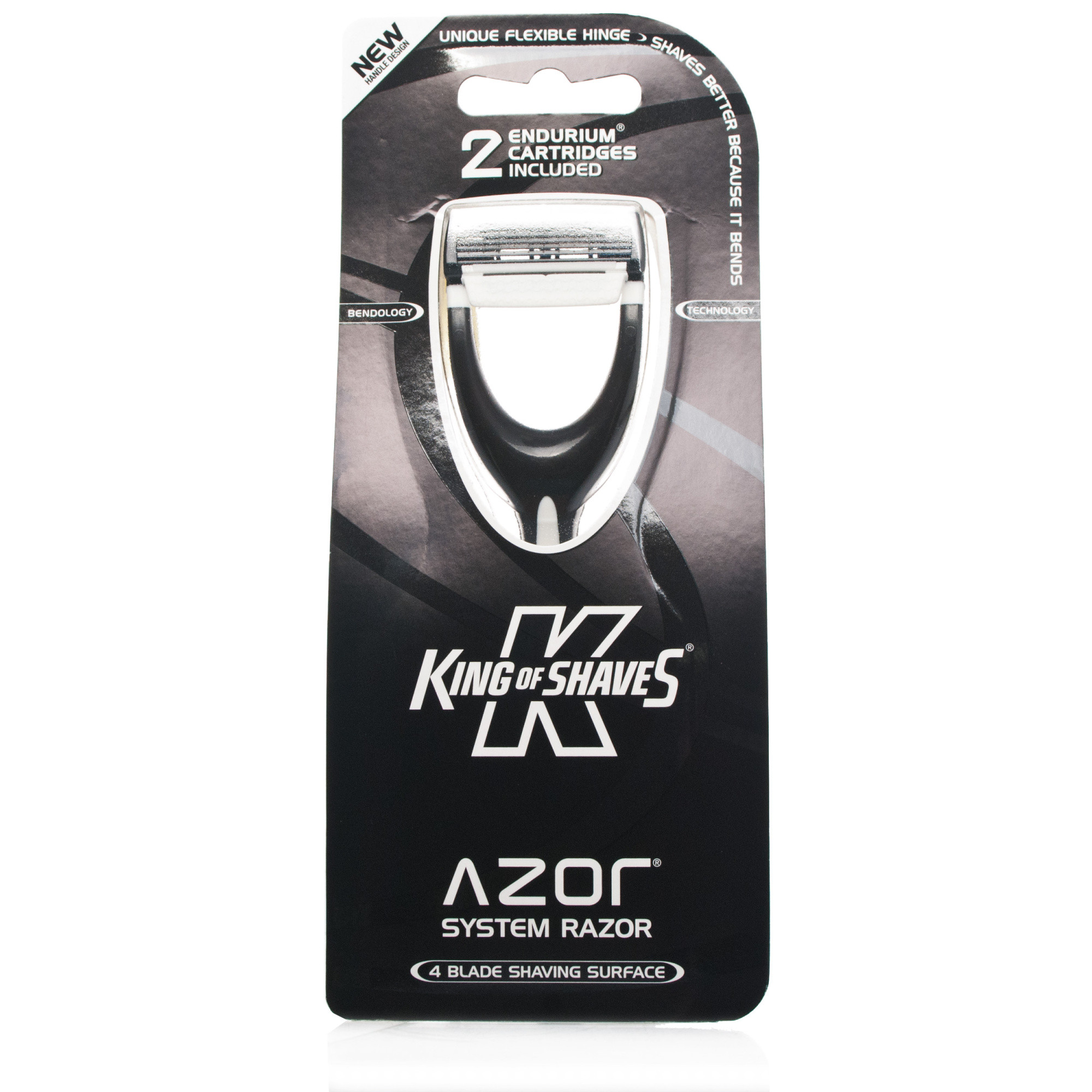 King of Shaves Azor 4 System Razor