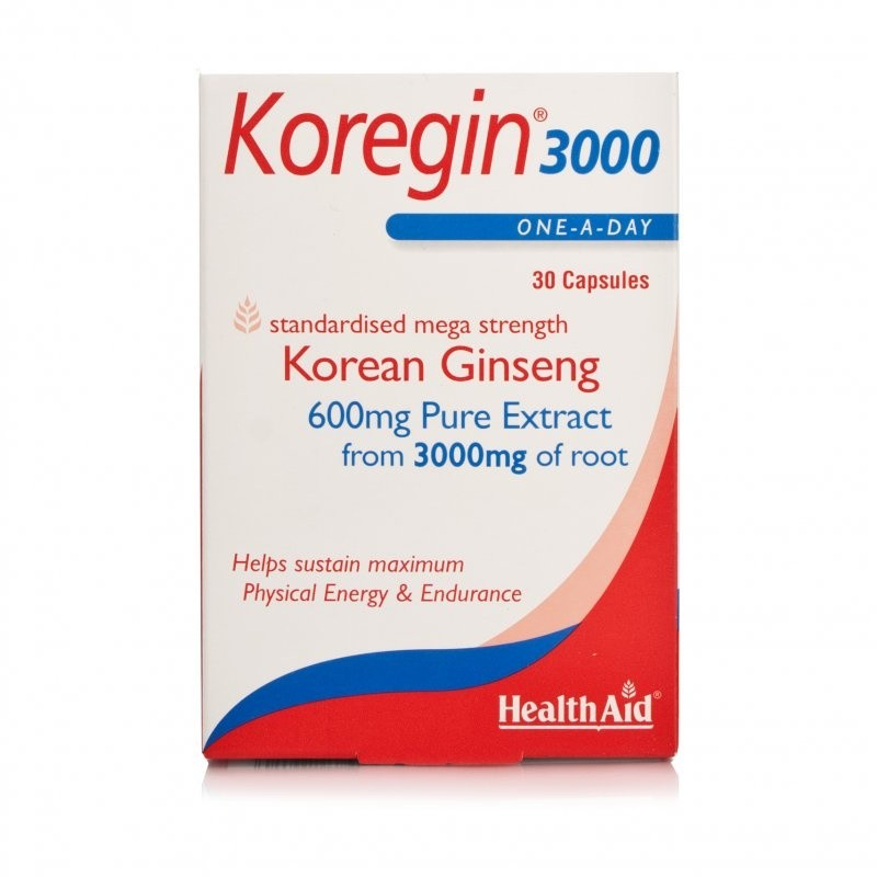 Koregin Korean Ginseng Root Extract
