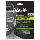 LOreal Men Expert Pure Charcoal Purifying Tissue Mask