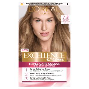 loreal paris excellence creme 7