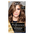 LOreal Preference 6 Buenos Aires Dark Blonde Permanent Hair Dye