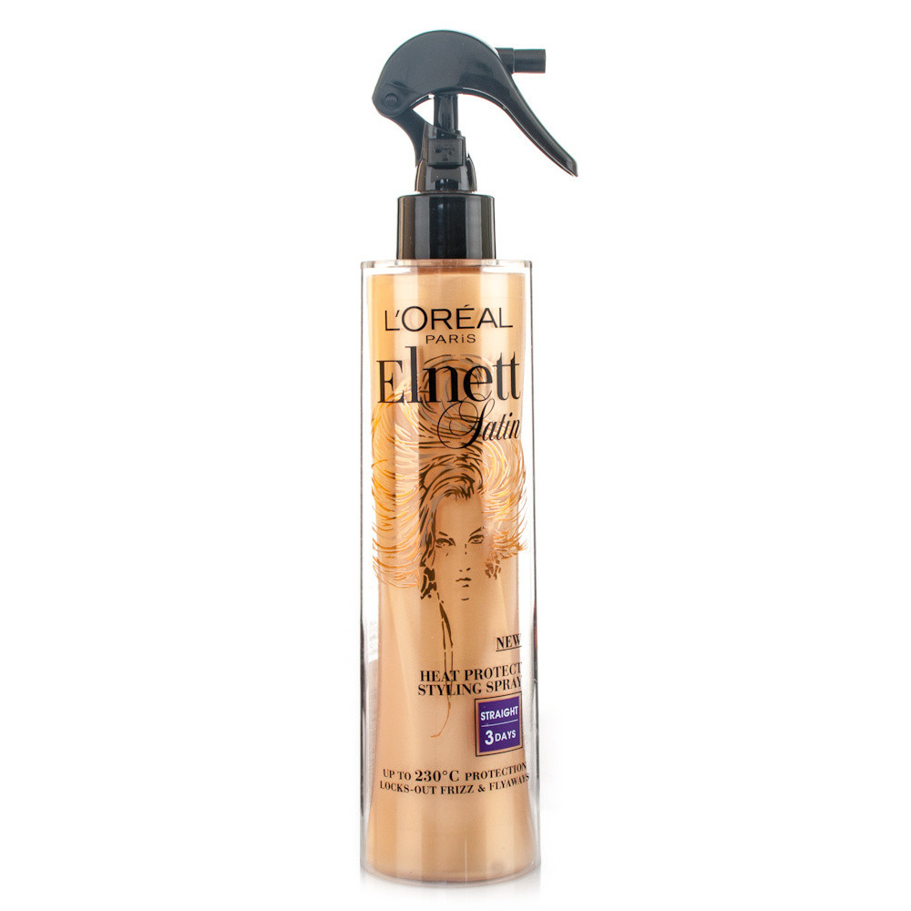 L'Oreal Elnett Sleek Heat Protect Spray