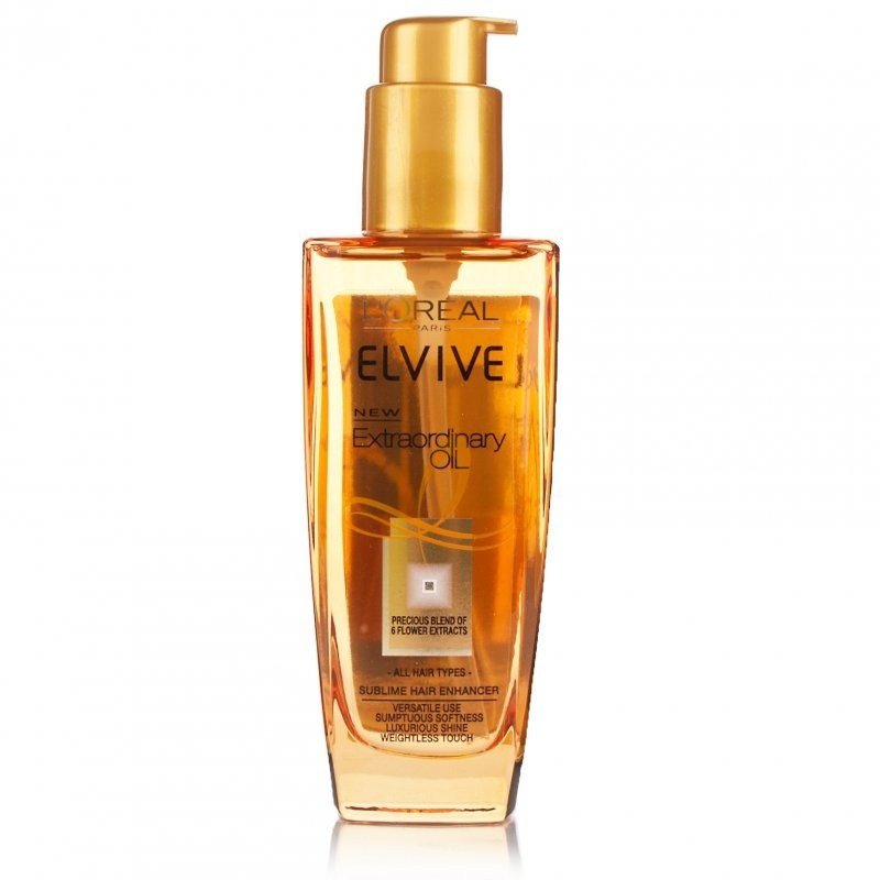 L'Oreal Elvive Extraordinary Oil For All Hair Types