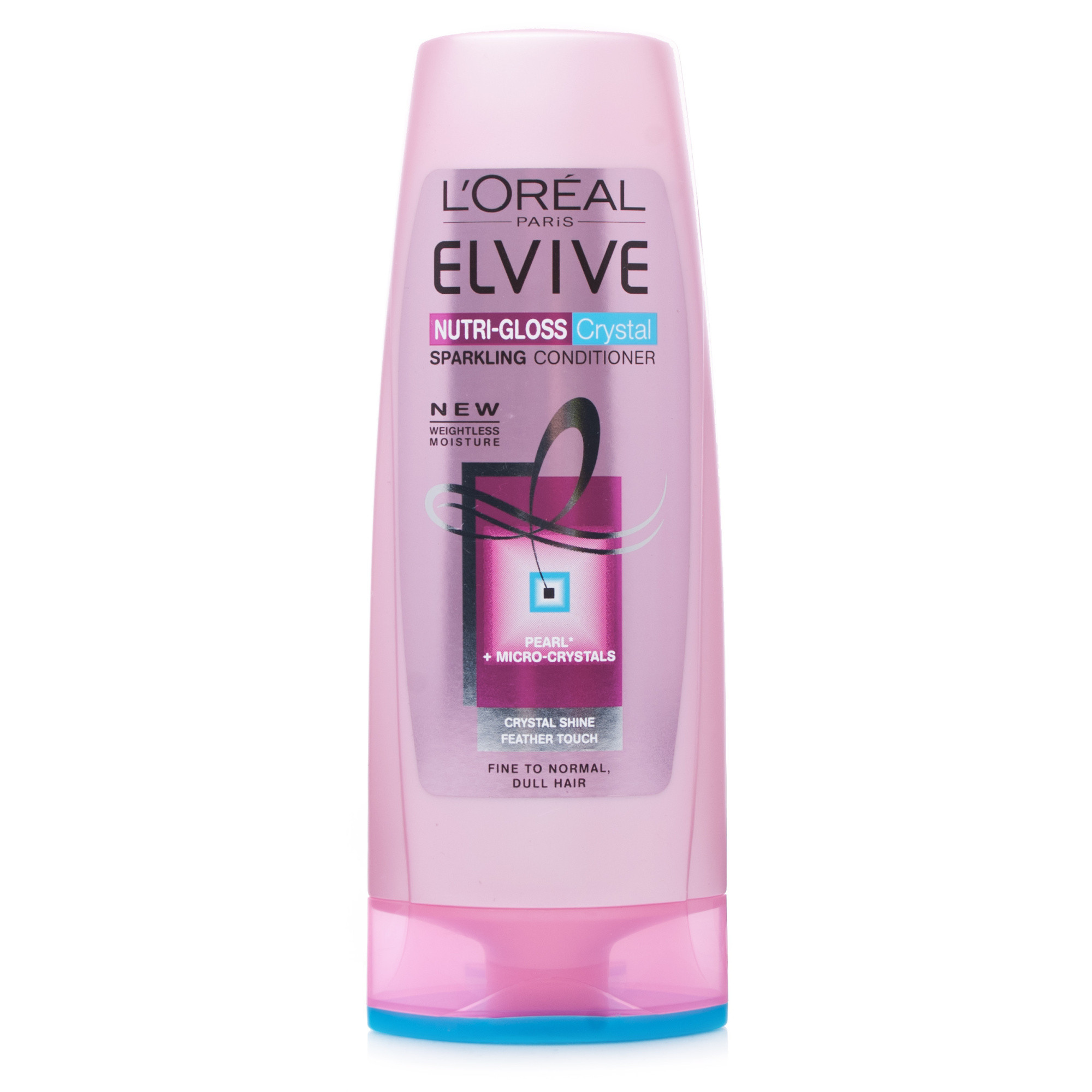 L'Oreal Elvive Nutri-Gloss Crystal Conditioner