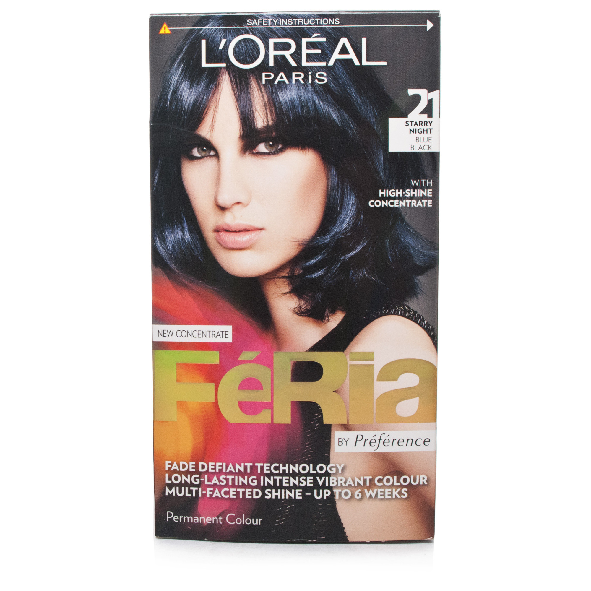 L'Oreal Feria Colour Starry Night 2.10