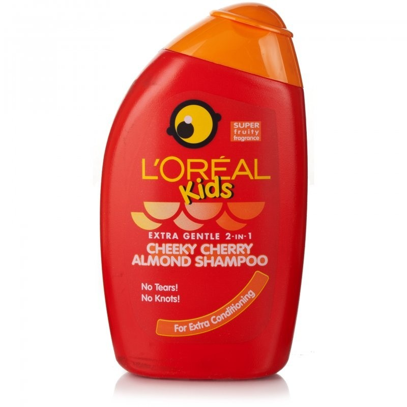 L'Oreal Kids Extra Gentle 2-in-1 Cheeky Cherry Shampoo