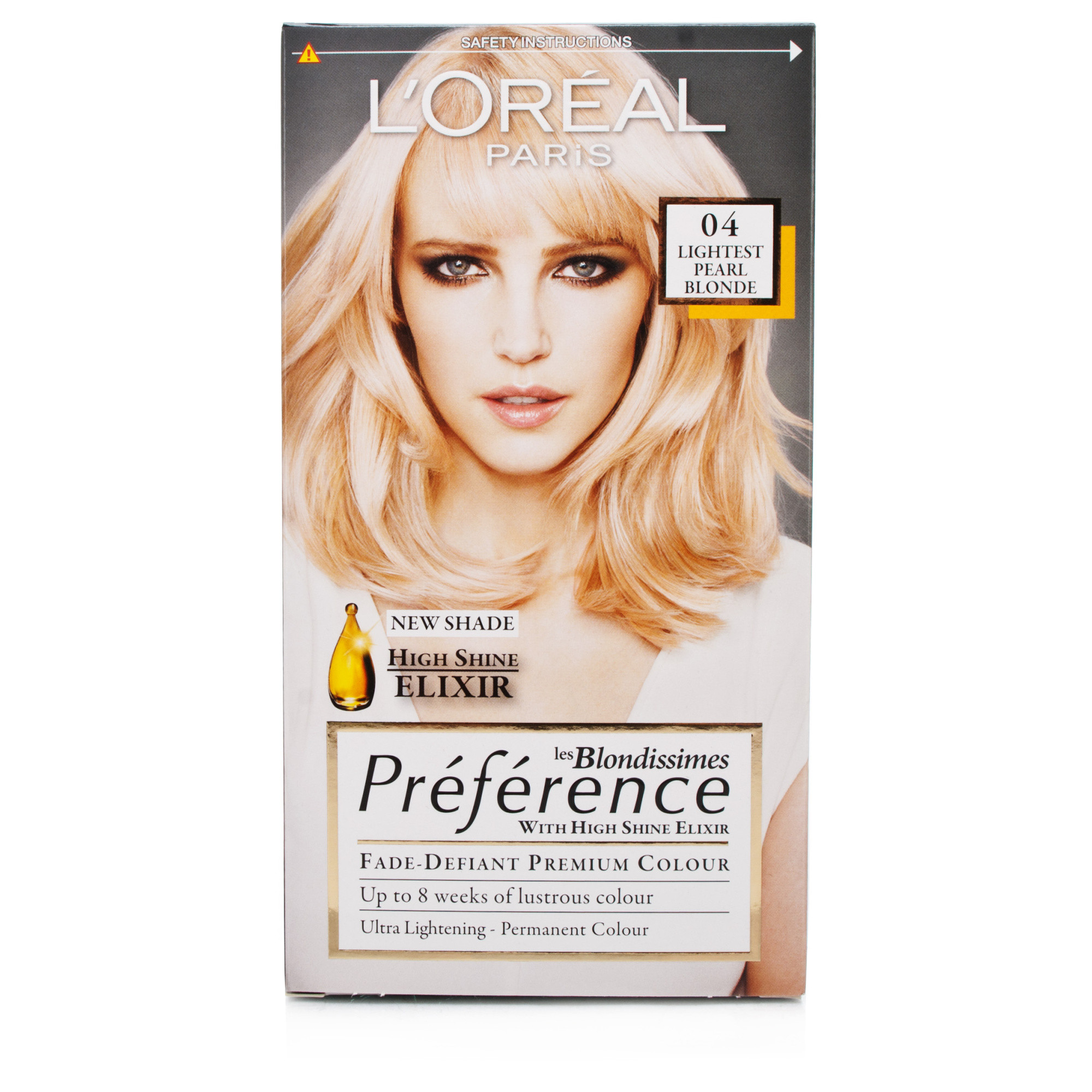 Loreal Preference Hair Color Blonde