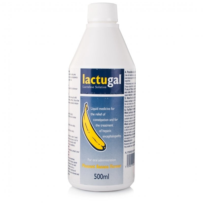 Lactugal Lactulose Solution