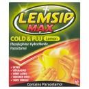 Lemsip Max Cold & Flu Lemon Sachets
