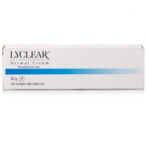 Buy Lyclear Dermal Cream Permethrin 5 W W Chemist Direct