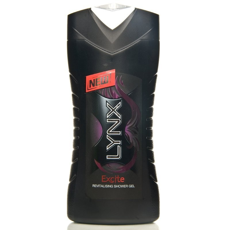 Lynx Excite Revitalising Shower Gel