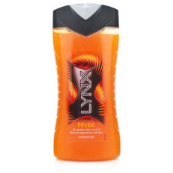 Lynx Fever Shower Gel