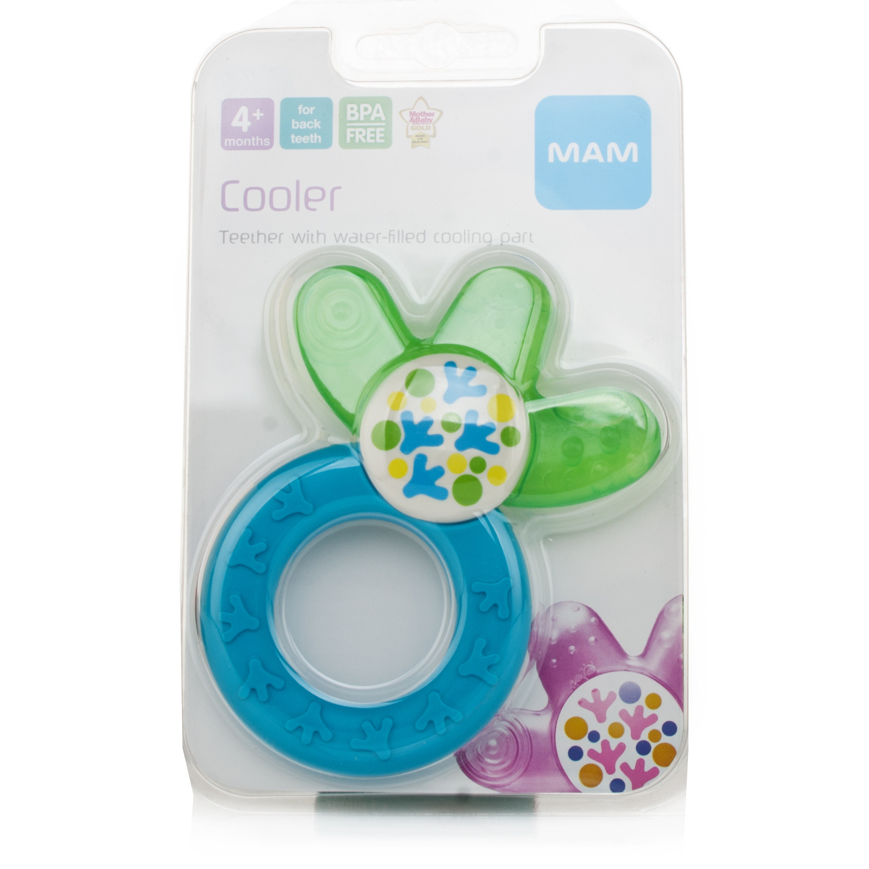 MAM Cooler Teether Boys