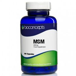 Msm Capsules 650mg