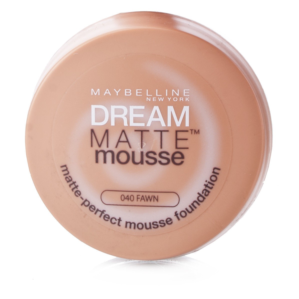 Maybelline Dream Matte Mousse Foundation Fawn
