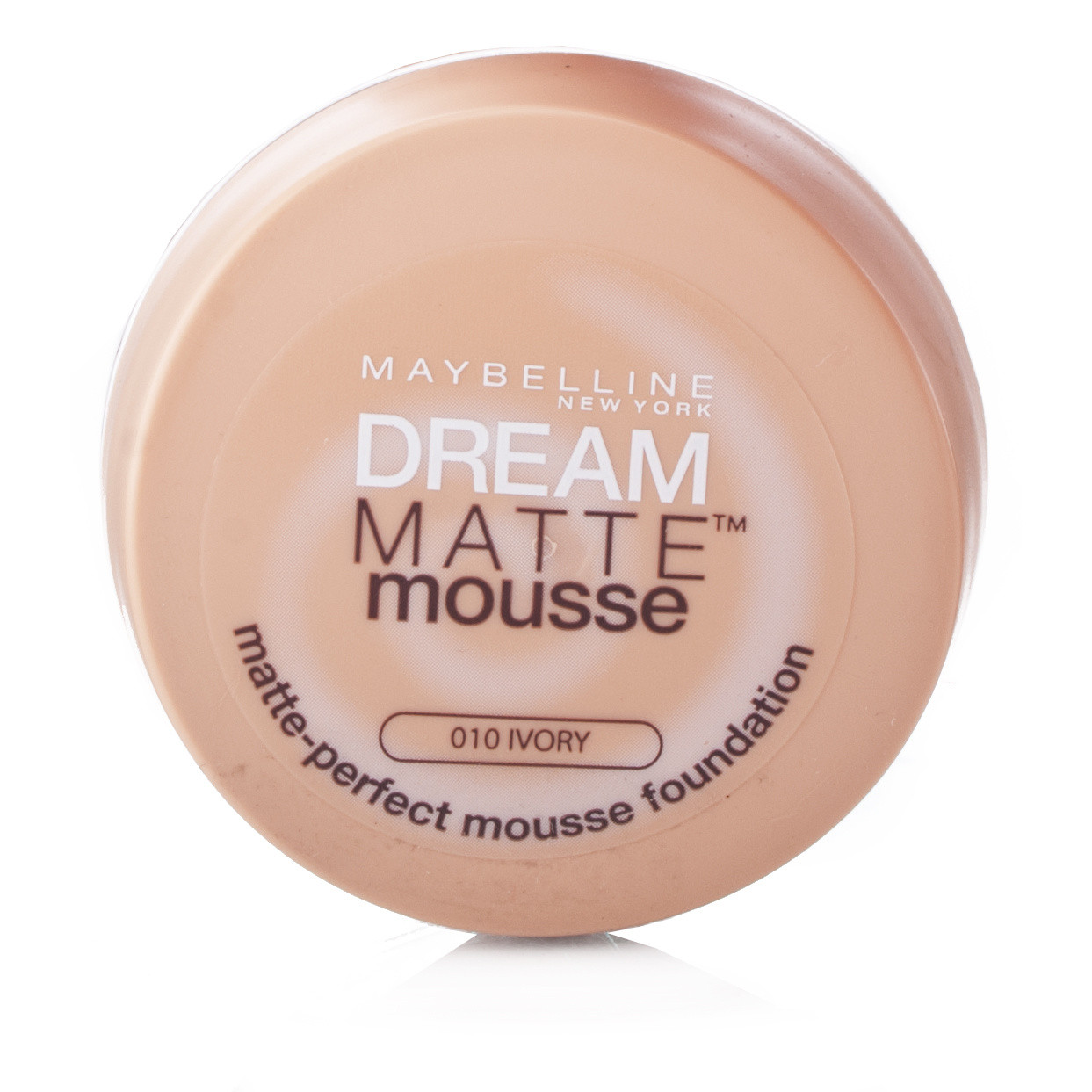 Maybelline Dream Matte Mousse Foundation Ivory