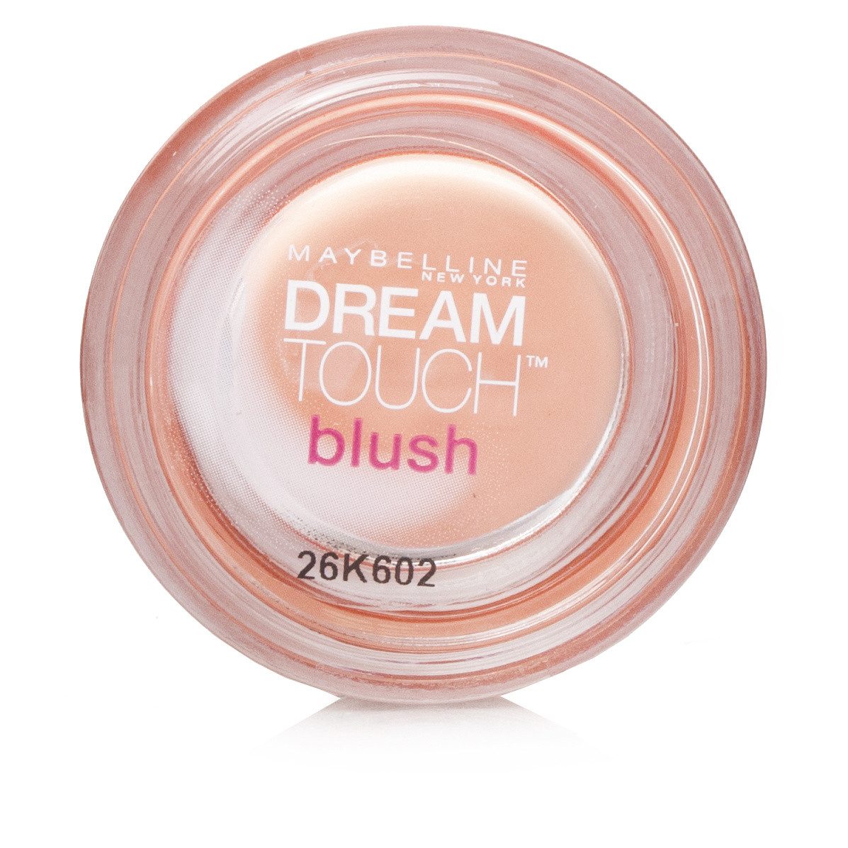 Maybelline Dream Mousse Blush Peach