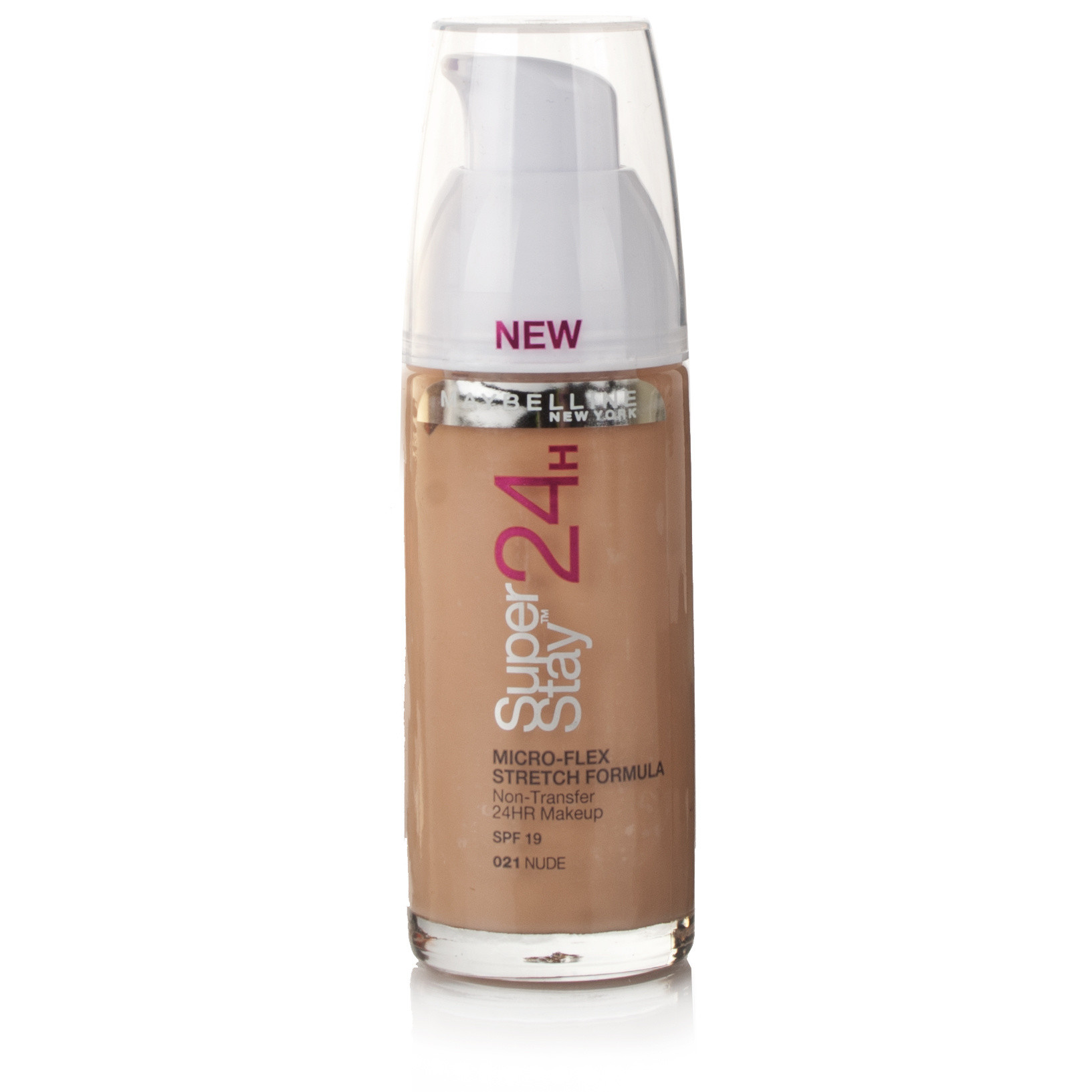 Maybelline New Superstay 24hr Foundation Nude Beige 21