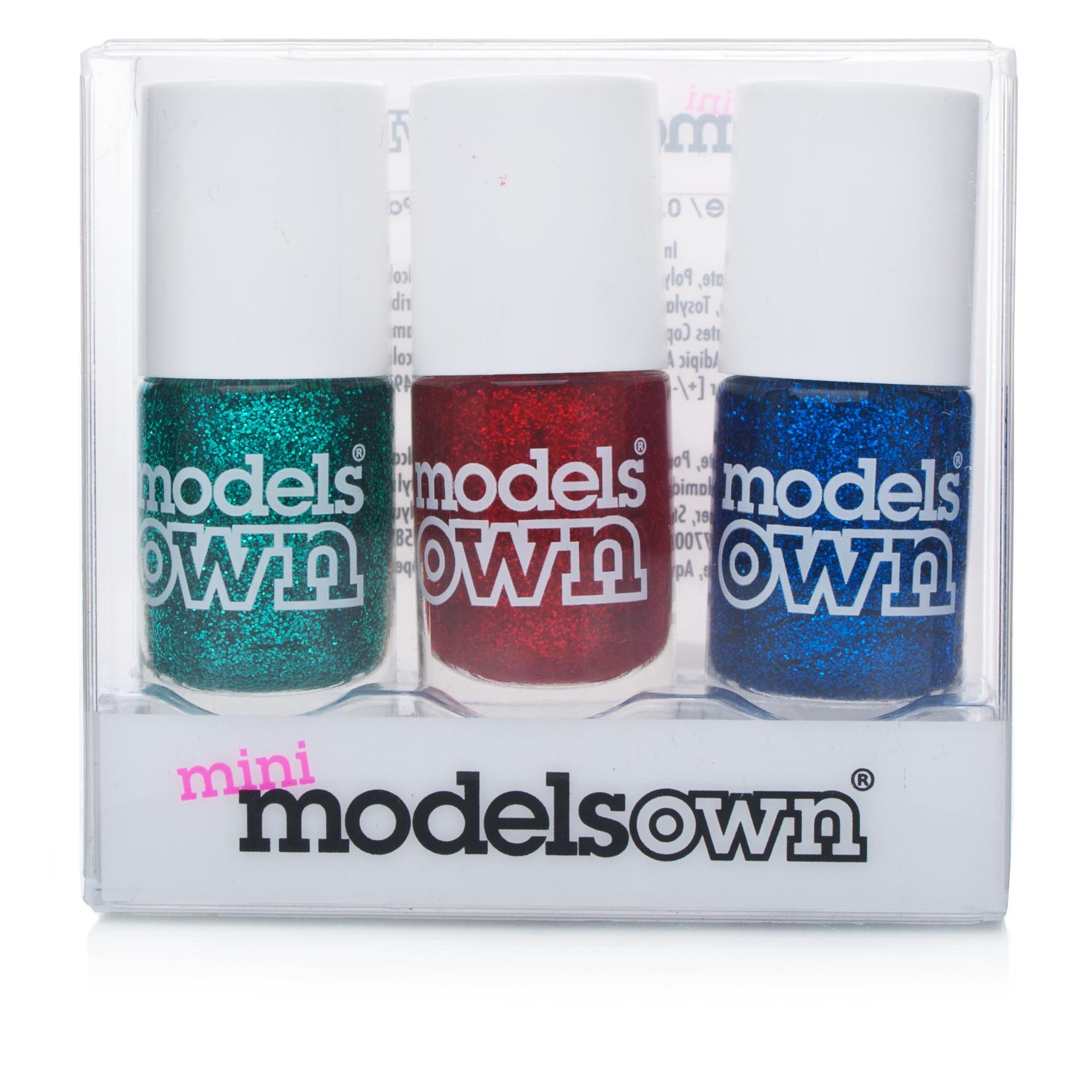 Models Own Mini Nail Polish Trio