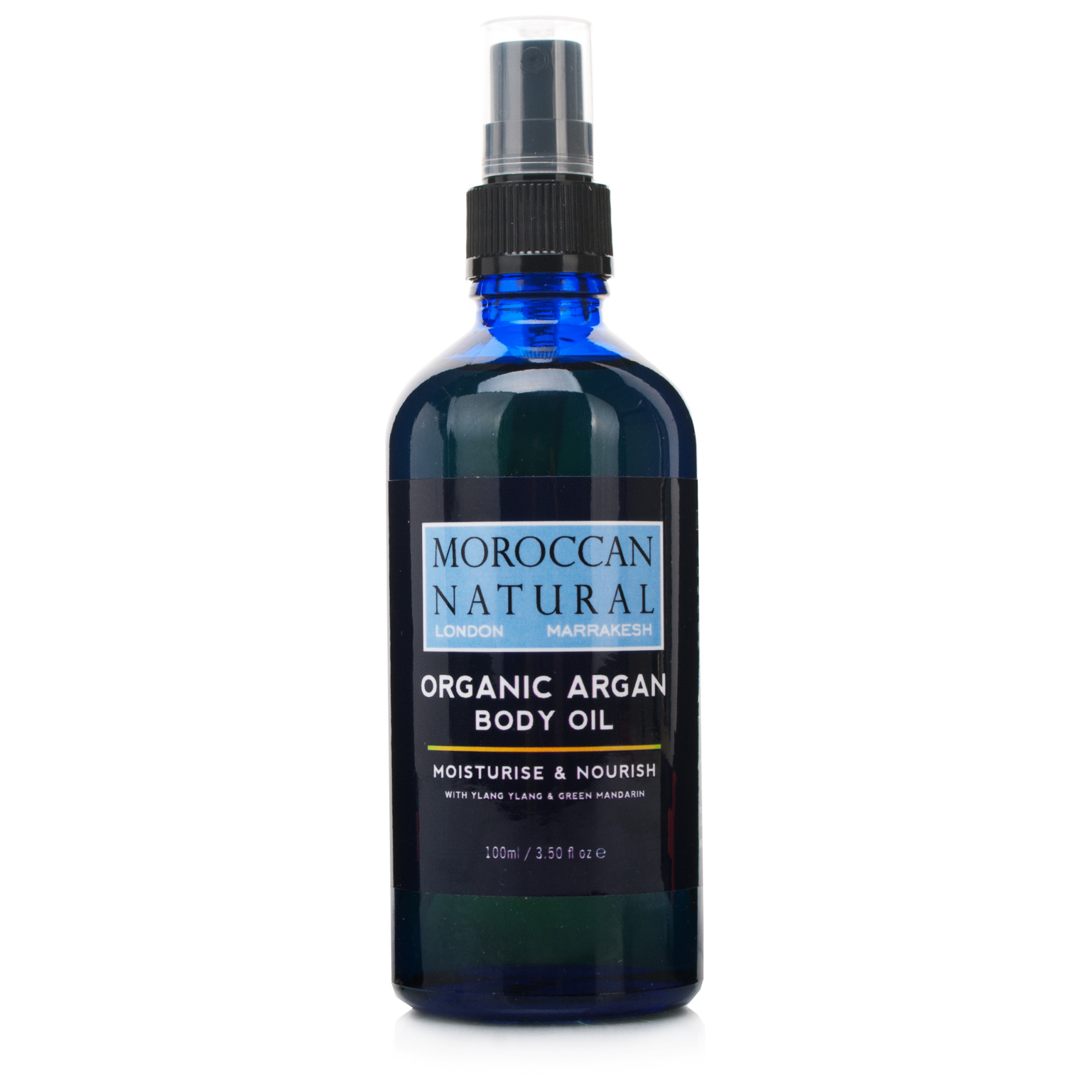 Moroccan Natural Organic Argan Body Oil