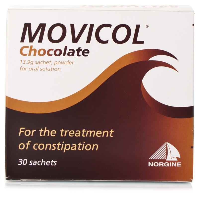Movicol Chocolate Sachets Chemist Direct
