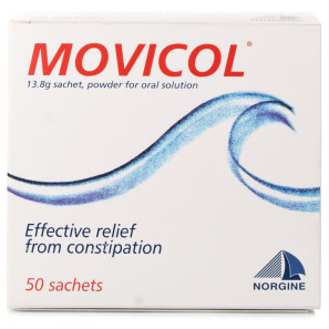 Can movicol be bought over the counter
