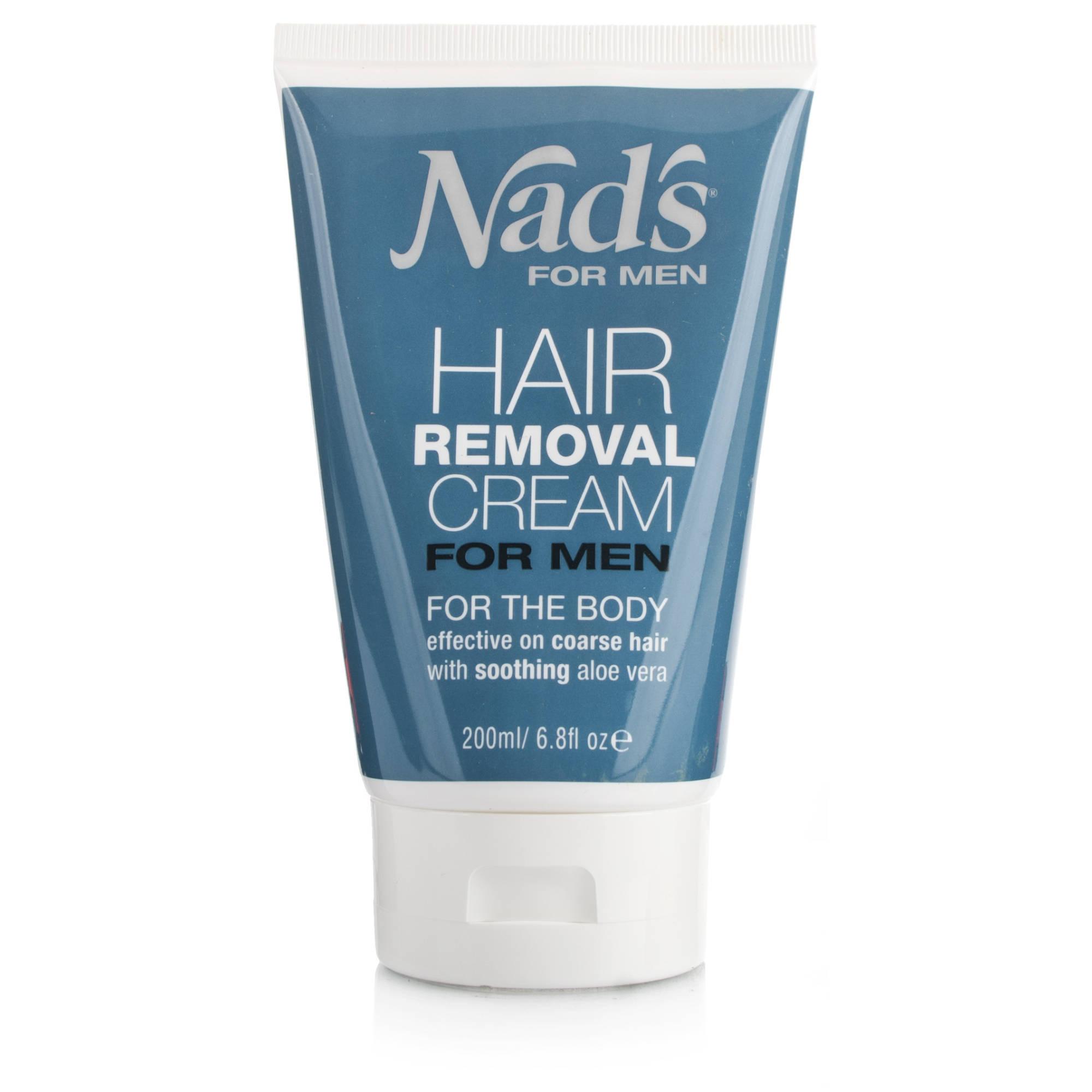 Permanent facial hair removal men
