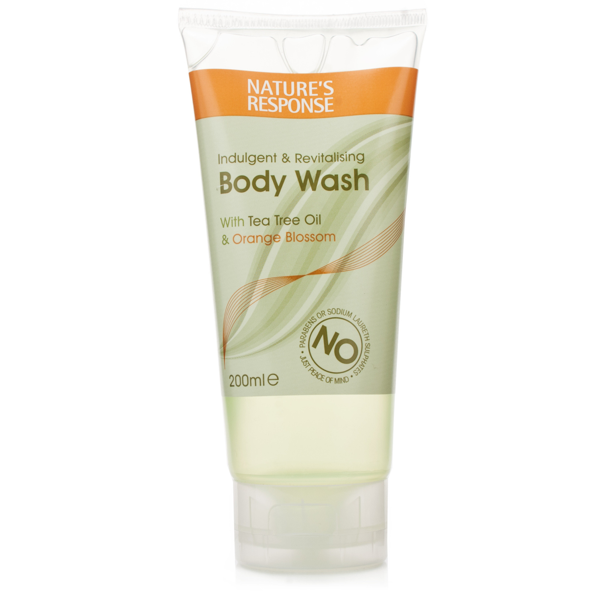 Natures Response Body Wash With Orange Blossom
