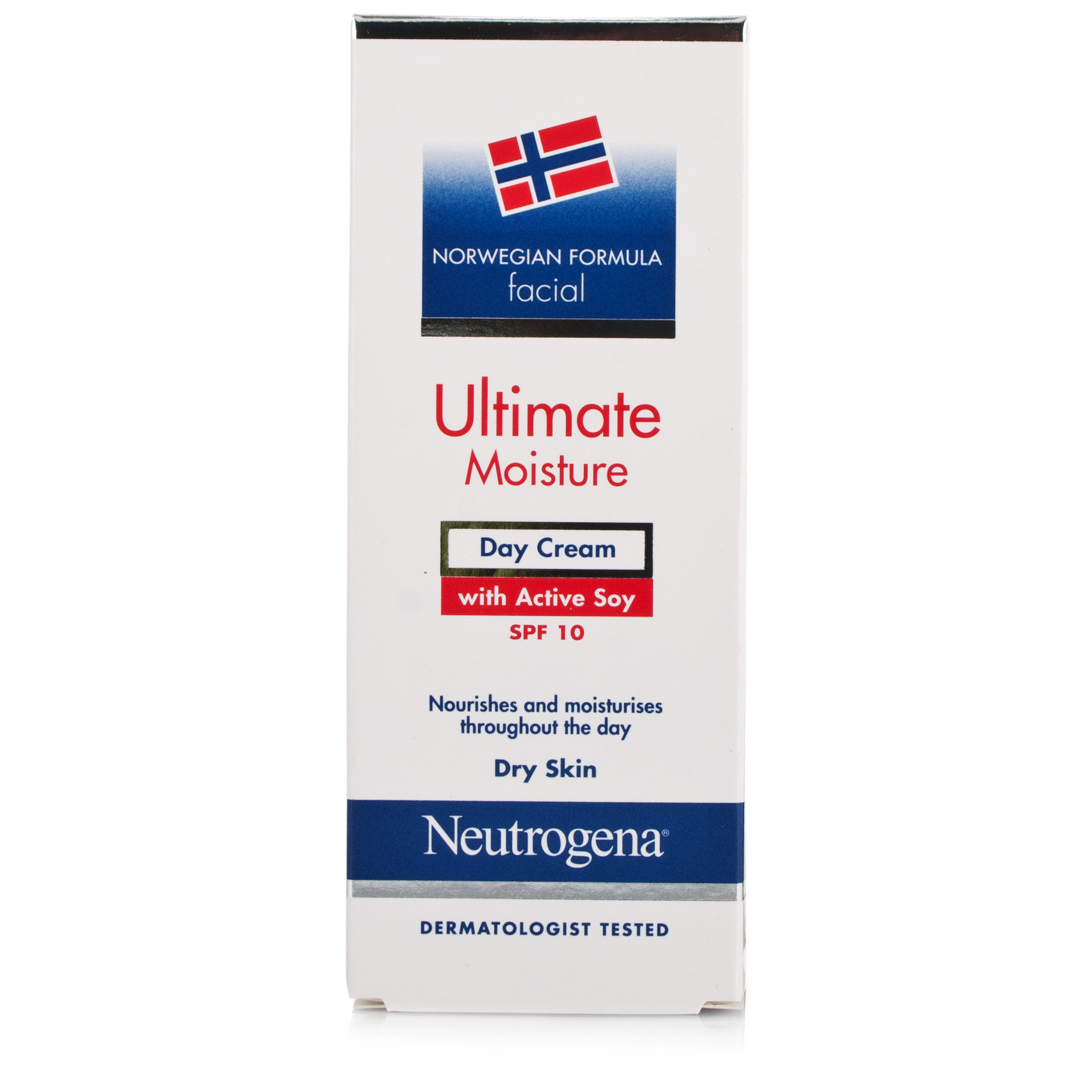 Neutrogena Norwegian Formula Ultimate Moisture Day Cream SPF 10