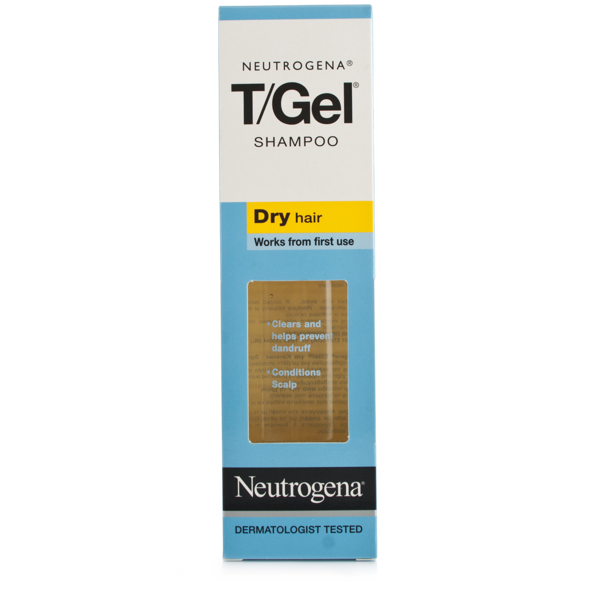 Neutrogena TGel Dry Hair Shampoo For Dry Hair
