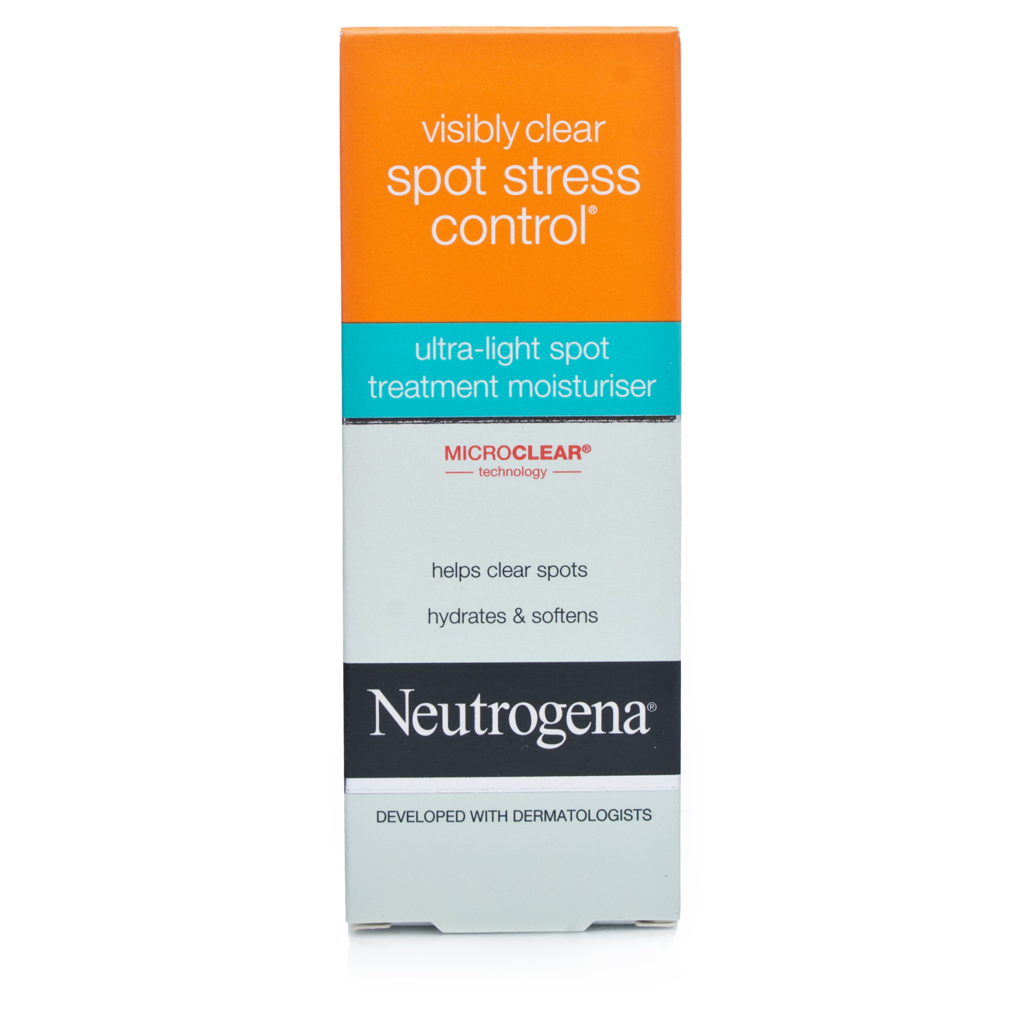 Neutrogena Visibly Clear Spot Stress Control Moisturising Cream