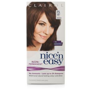 Buy Clairol Nice N Easy No Ammonia Hair Dye Light Ash