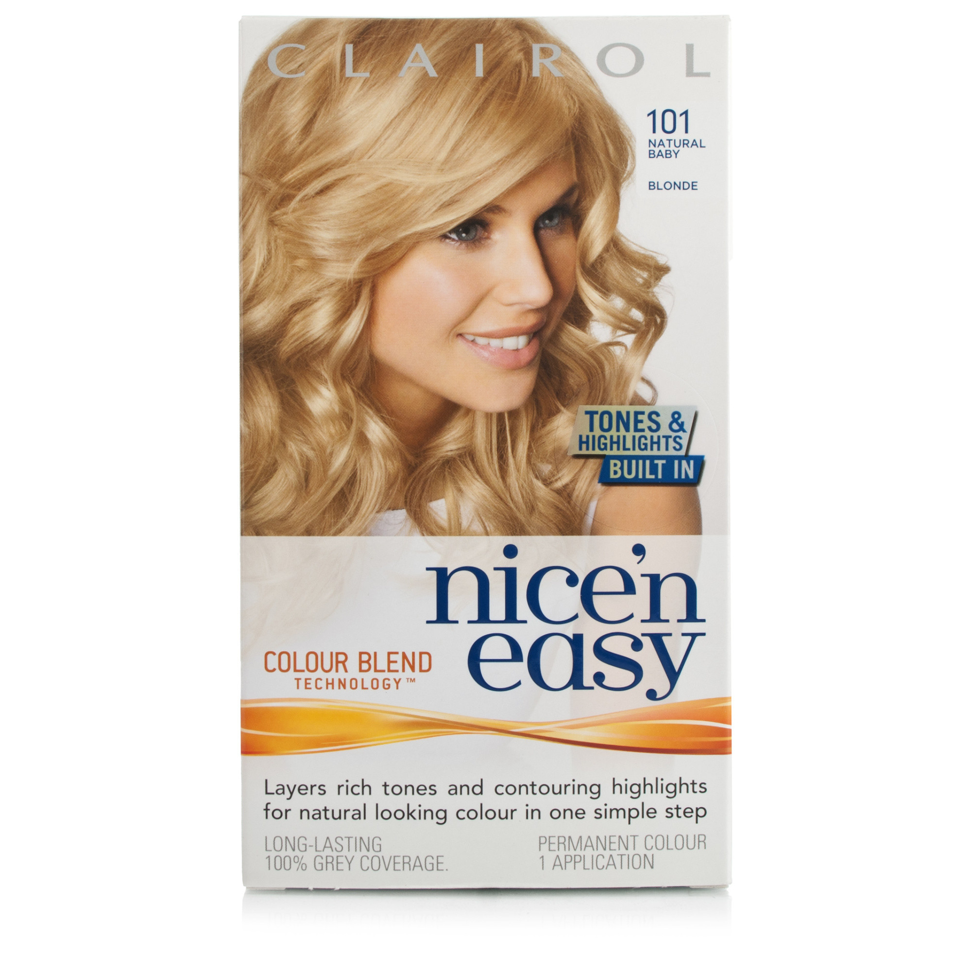 Review Of Nice N Easy Baby Blonde Permanent Hair Colour 95a