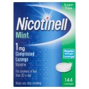 Nicotinell 1mg Compressed Lozenge - Mint