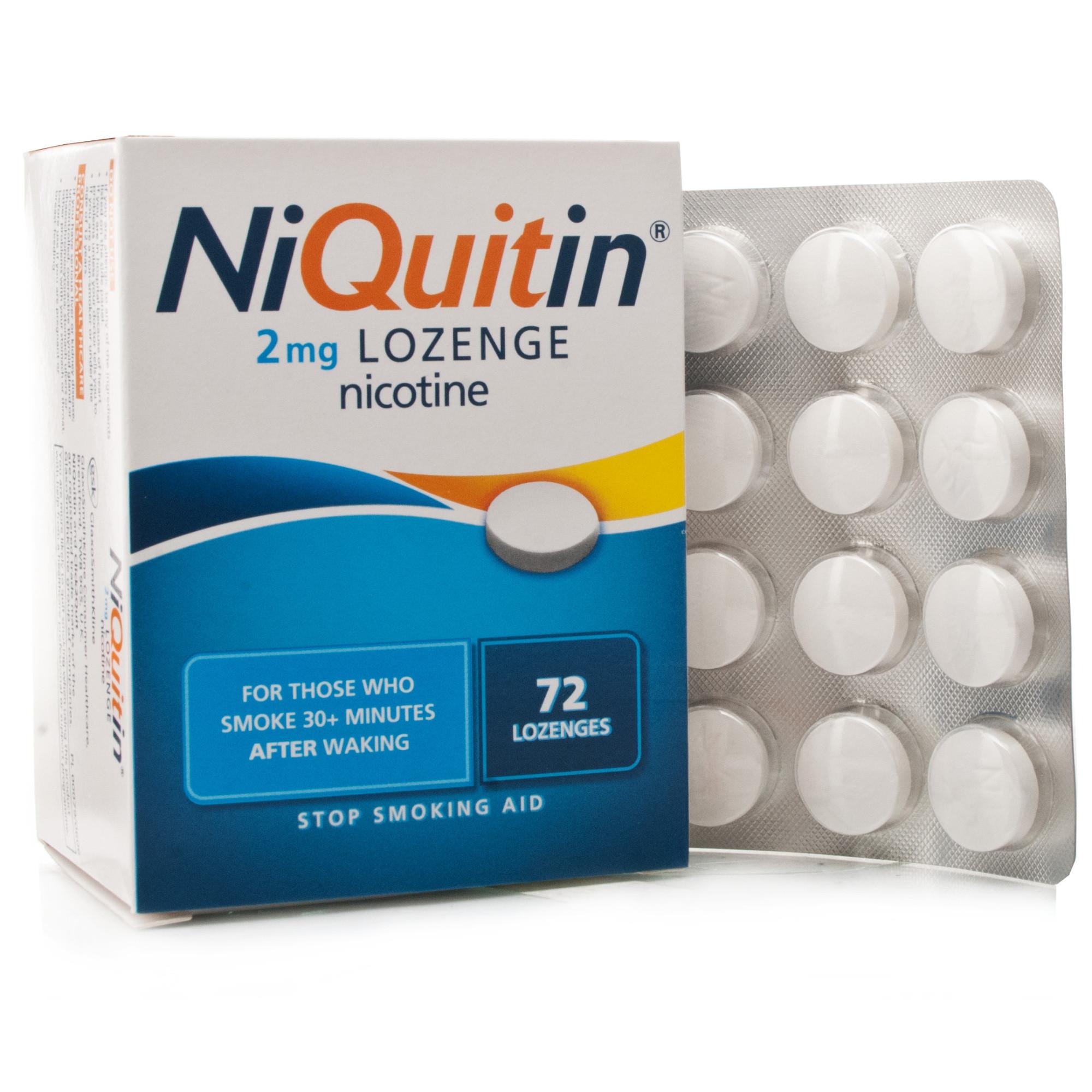 NiQuitin Lozenge 2mg  Original
