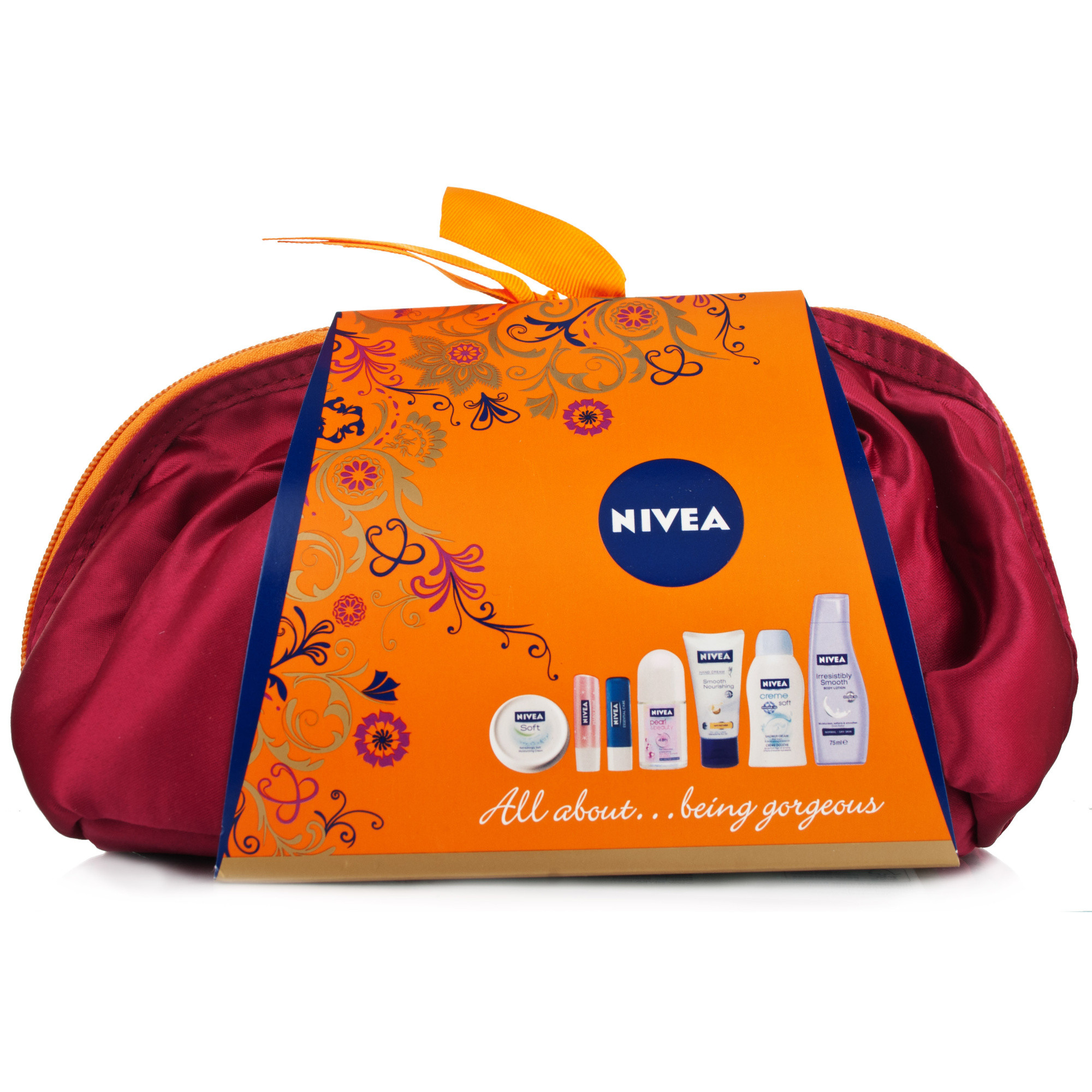 Nivea All About Being Gorgeous Gift Set