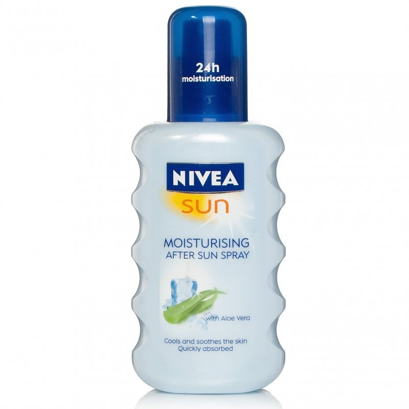 Nivea Cooling After Sun Spray