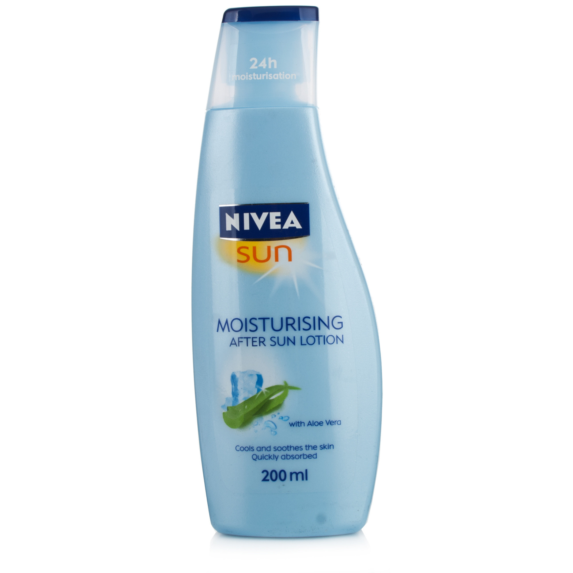 Nivea Moisturising After Sun Lotion